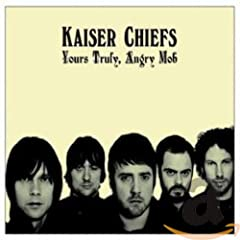 Kaiser Chiefs - Yours Truly Angry Mob - 2007 (CD)