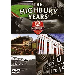 Arsenal FC History: The Highbury Years 1913-2006
