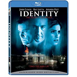 Identity [Blu-ray]