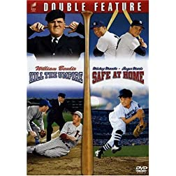 Baseball Double Feature - Kill the Umpire / Safe at Home