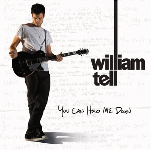 You Can Hold Me Down by William Tell album cover