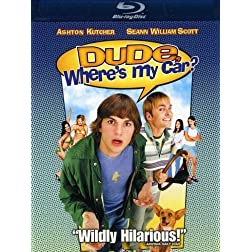 Dude Where's My Car [Blu-Ray] [Blu-ray]