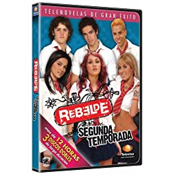 Rebelde: Segunda Temporada (Season Two)