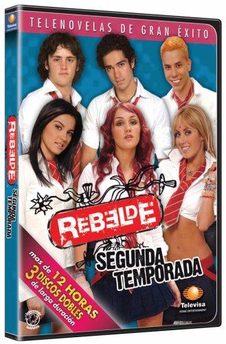 Rebelde: Segunda Temporada (Season Two)