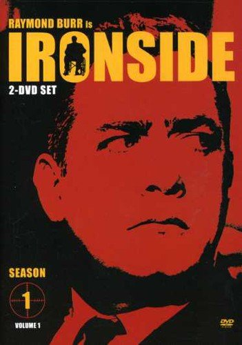 Ironside - Season 1, Vol. 1 (Pilot Episode & First Five Episodes)