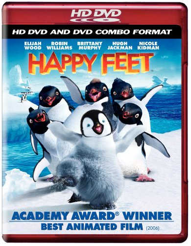 Happy Feet (Combo HD DVD and Standard DVD) [HD DVD]