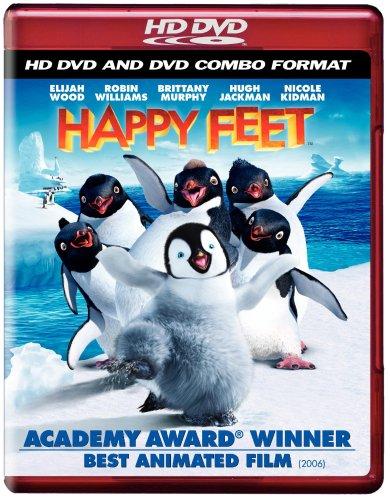 Happy Feet (Combo HD DVD and Standard DVD) [HD DVD]
