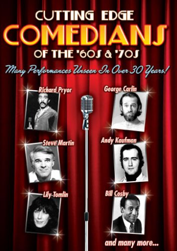 Cutting Edge Comedians of the '60s & '70s