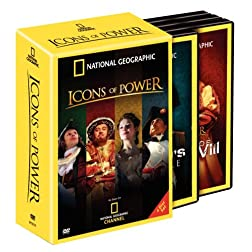 Icons of Power (4pc) (Gift)