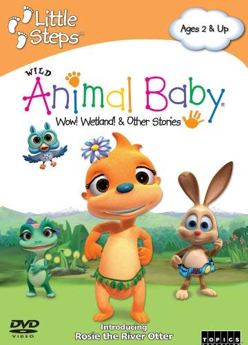 Wild Animal Baby: Wow Wetland & Other Stories