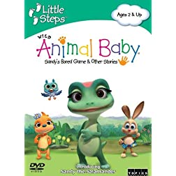 Wild Animal Baby: Sandy's Bored Game & Other