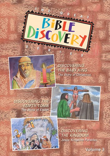 Great Bible Discovery - Volume 3