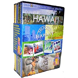 Travel With Kids Hawaii: Box Set