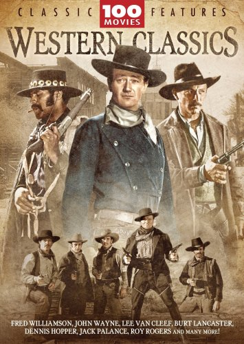 Western Classics 100 Movie Pack