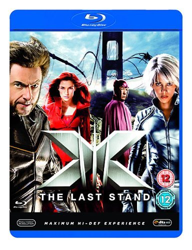 X Men 3 the Last Stand [Blu-ray]