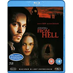 From Hell [Blu-ray]