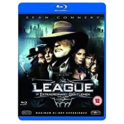 League of Extraordinary Gentlemen [Blu-ray]
