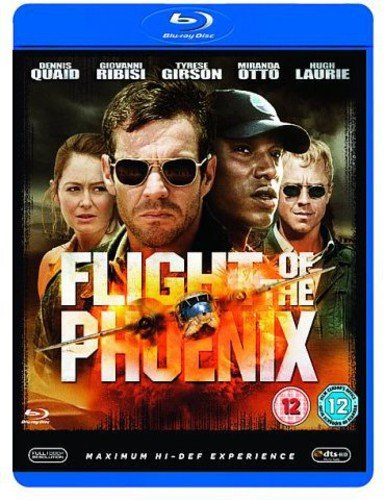 Flight of the Phoeni [Blu-ray]