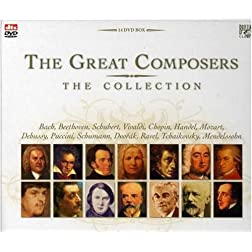 The Great Composers: The Collection