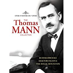 The Thomas Mann Collection (Buddenbrooks / Doktor Faustus / The Magic Mountain)