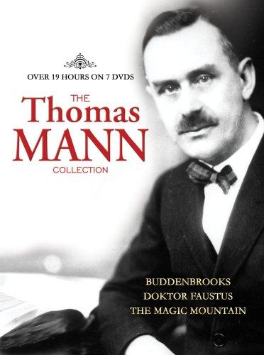 The Thomas Mann Collection (Buddenbrooks / Doktor Faustus / The Magic Mountain)