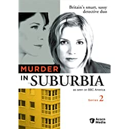 Murder in Suburbia - Series 2