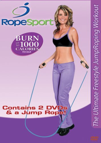 RopeSport 2-Pack plus Jump Rope