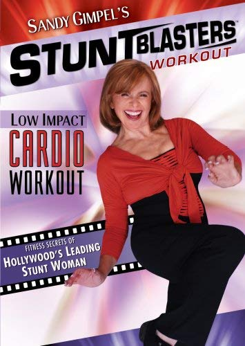 Stuntblasters:  Low Impact Cardio Workout