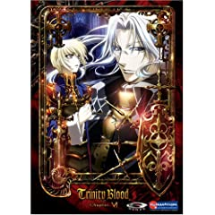 Trinity Blood  -  Chapter VI