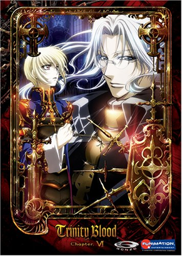Trinity Blood - Chapter VI (Limited Edition)