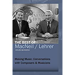 Making Music: Conversations with Composers & Musicians