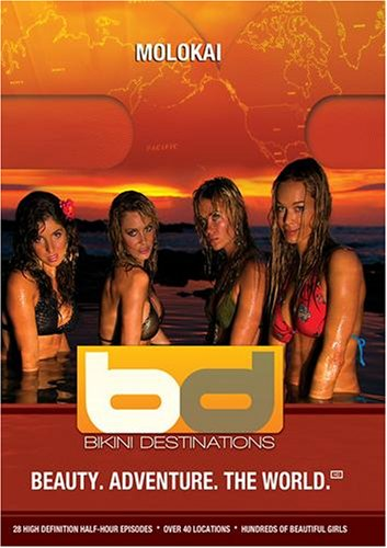 Bikini Destinations Molokai (Includes WMV HD and Standard Definition discs)