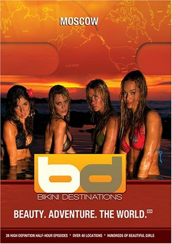 Bikini Destinations Moscow (Includes WMV HD and Standard Definition discs)