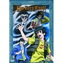 Kyo Kara Maoh: Season 2 V.5 (Ws Sub Dol)