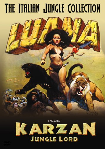Luana: Karzan, Jungle Lord