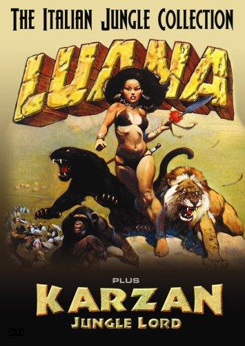Luana: Karzan, Jungle Lord