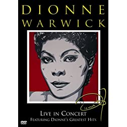 Dionne Warwick - Live