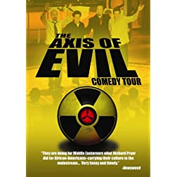 The Axis of Evil Comedy Tour (Ahmed Ahmed, Aron Kader, Maz Jobrani, and Dean Obeidallah)