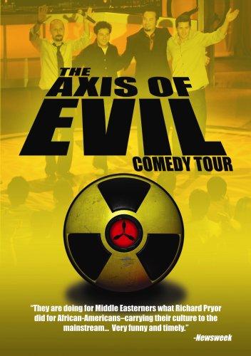 The Axis of Evil Comedy Tour (Ahmed Ahmed, Aron Kader, Maz Jobrani, and Dean Obeidallah)