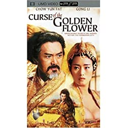 Curse of the Golden Flower (UMD)
