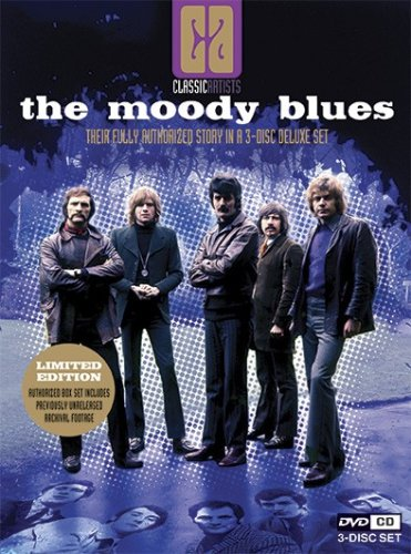 Moody Blues: Classic Artists