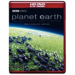 Planet Earth - The Complete BBC Series [HD DVD]