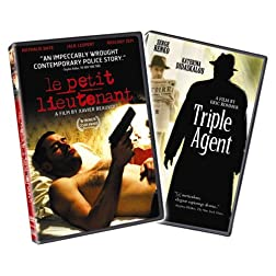 Le Petit Lieutenant / Triple Agent - Combo Pack