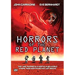 Horrors of the Red Planet
