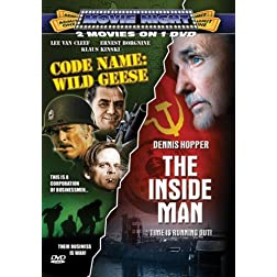 Inside Man/Code Name:Wild Geese