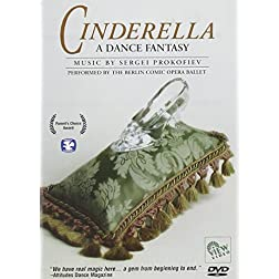 CINDERELLA:A Dance Fantasy
