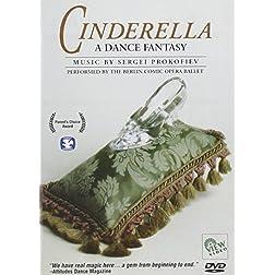 CINDERELLA:A Dance Fantasy