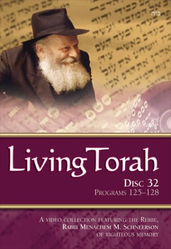 Living Torah Disc 32 Program 125-128