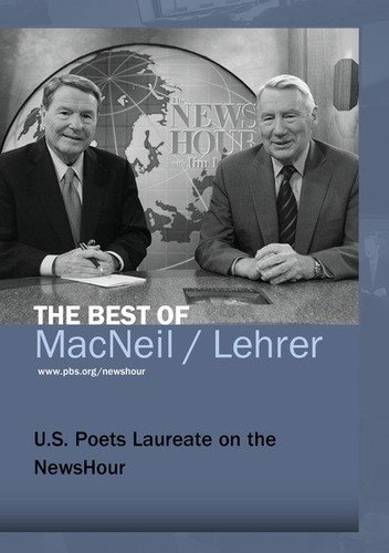 U.S. Poets Laureate on the NewsHour