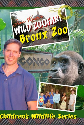 Jim Knox's Wild Zoofari at The Bronx Zoo
